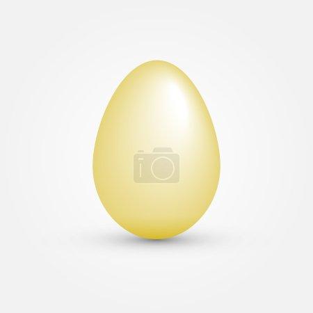 Illustration pour Illustration d'un œuf - image libre de droit
