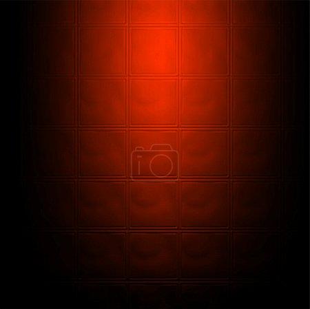 Vector fondo rojo oscuro .