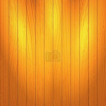 Illustration pour Texture en bois.Illustration vectorielle . - image libre de droit