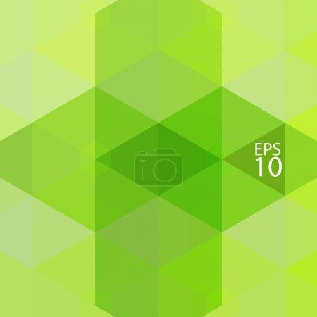 Illustration pour Fond géométrique abstrait. illustration vectorielle. - image libre de droit