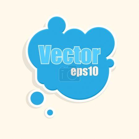 Illustration pour Fond de bulle vectorielle. Illustration vectorielle . - image libre de droit
