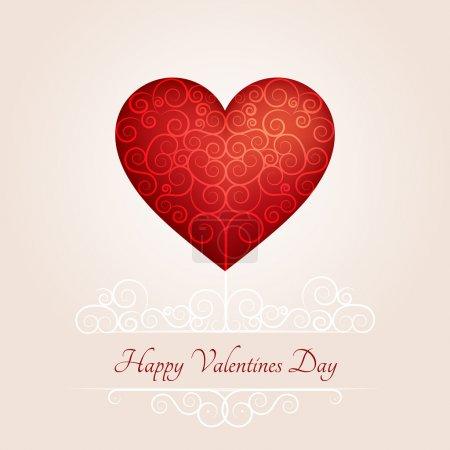 valentine day vector. Vector illustration.