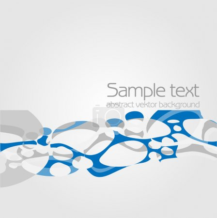 Vector abstract background. Vector illustration.