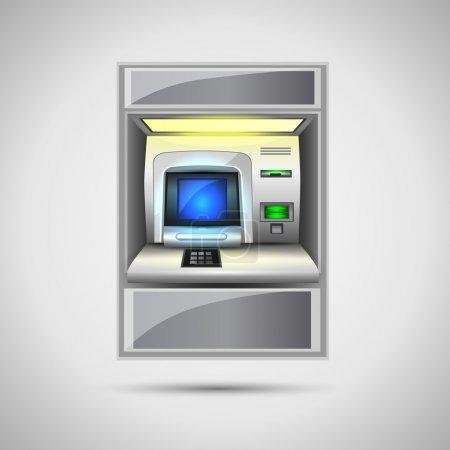 ATM vector illustration, vector design