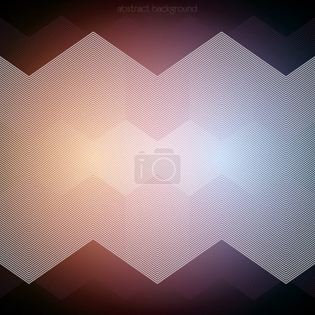 Illustration for Abstract Background, vector design - Royalty Free Image