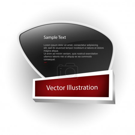 Vector banner. vector illustration
