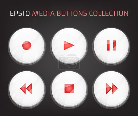 Web Elements: Buttons, Switchers, Player, Audio