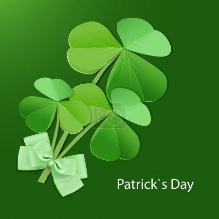 Carte de jour de St Patrick