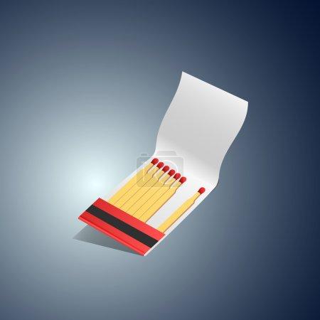 Illustration pour Carnet de correspondance vectoriel. illustration vectorielle - image libre de droit