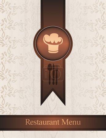Illustration pour Illustration vectorielle de conception de menu vectoriel - image libre de droit