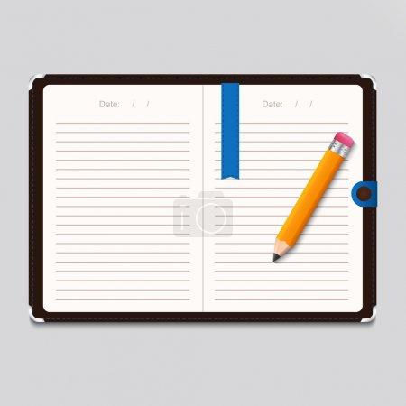 Illustration pour Modèle de conception, conception vectorielle - image libre de droit