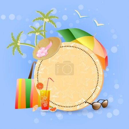 Photo for Travel icon vector illustration - Royalty Free Image