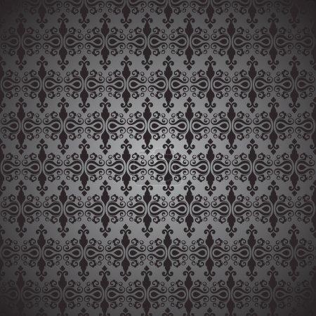 Illustration for Vintage background, vector design - Royalty Free Image
