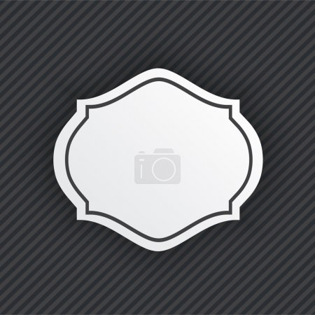 Illustration for Vector banner vector illustration - Royalty Free Image