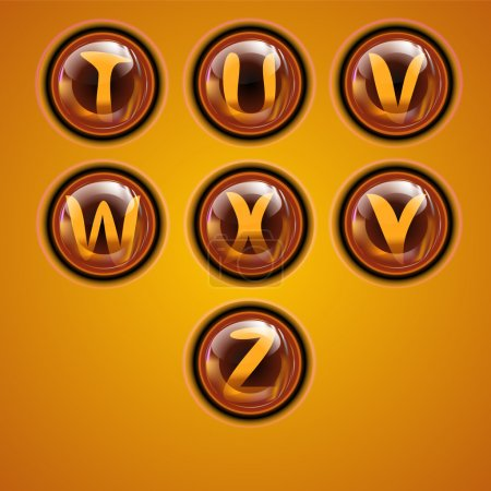 gold letters, vector, education