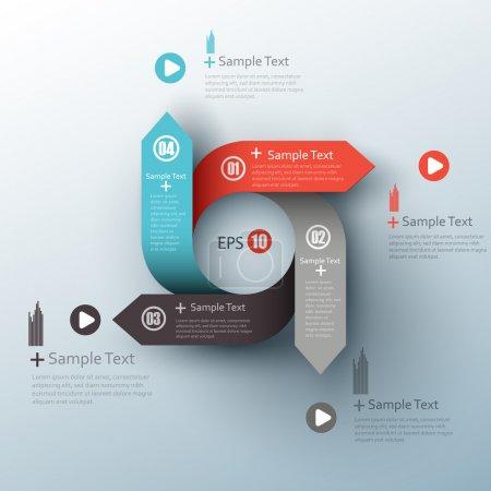 Modern Design template design