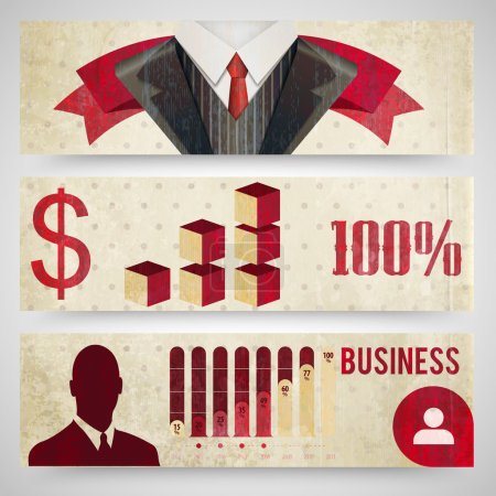 Finance icons made in business concept