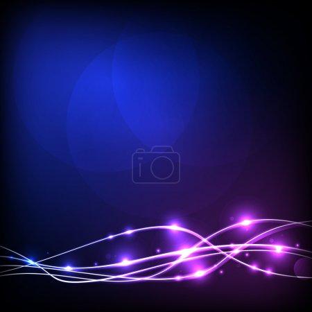 Illustration pour Illustration vectorielle abstraite - image libre de droit