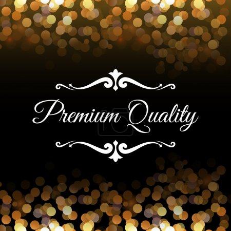 Illustration pour Premium fond abstrait de qualité. Style rétro - image libre de droit