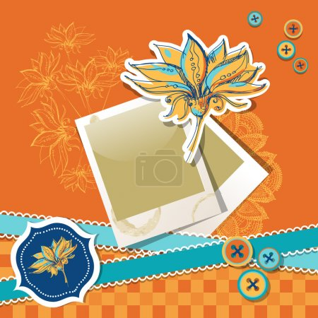 Photo for Vector set of travel icons - Royalty Free Image