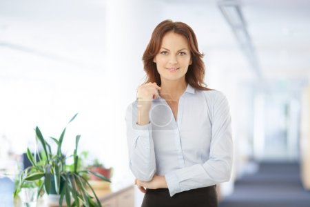 Modern Businesswoman Portrait