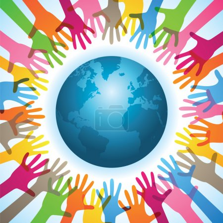 Worldwide Charity Work