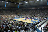 Basketball match Barcelona vs Dallas