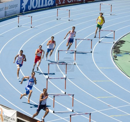 400 meters Hurdles Men