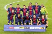 FC Barcelona team