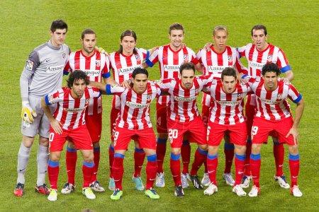 Atletico de Madrid team