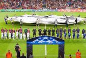 Champions League match