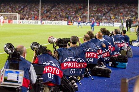 Sport photographers