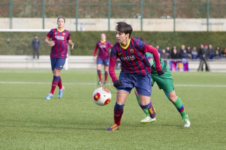 FC Barcelona women's football match