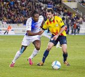Victor Sanchez - Catalonia National Team