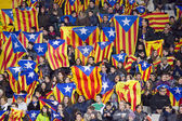 Catalonia National Team supporters