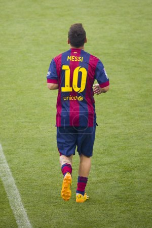 Leo Messi presentation