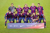 FC Barcelona team 2014-2015