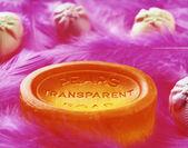 Hrušky transparentní mýdlo
