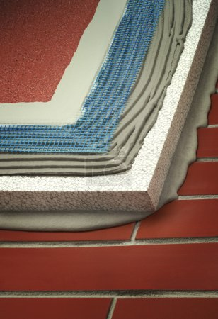 insulation for wall plaster