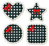 Polka Dot Patches Set