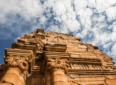 San Ignacio ruins in Missiones Province, Argentina