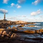 Lighthouse in Cabo Polonio, Rocha, Uruguay...
