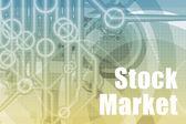 Akciový trh abstrakt