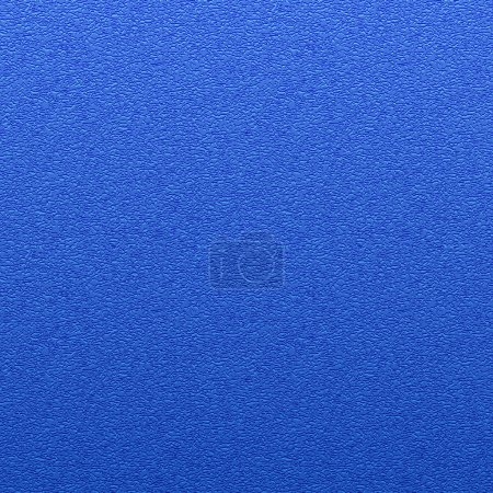 Illustration for Seamless texture with plastic effect. Blue color empty surface background with space for text, sign and luxury style design. - Royalty Free Image