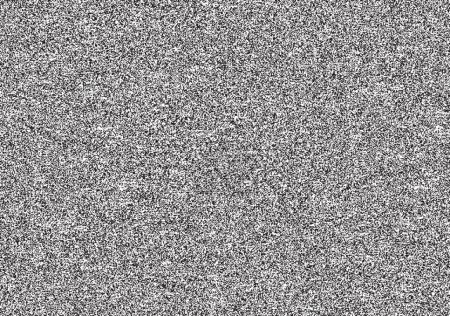Seamless texture with noise effect television grai...