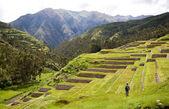 Chinchero, Inca Ruins, Peru
