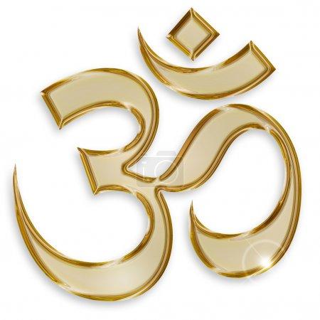 hindu om symbol