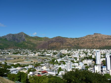View Of Port Louis