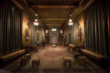 Pelisor castle interior