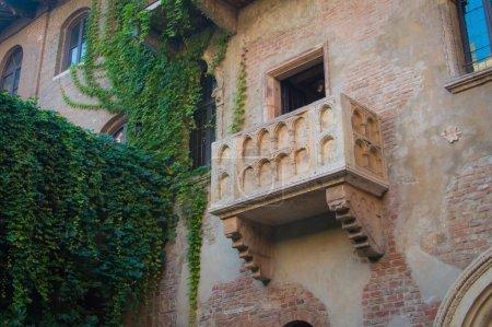 Juliets House Verona Italy